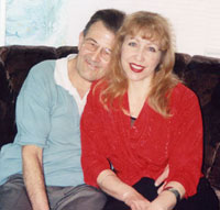 Colin and Alita, May 2003