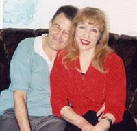Colin and Alita, May 2003