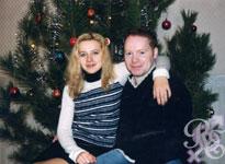 Kevin and Marina